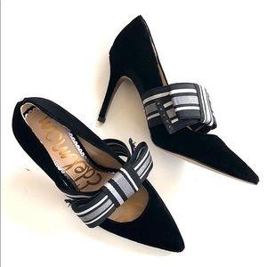 NWOT Sam Edelman bow heels
